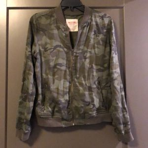 Mossimo Camo Bomber Jacket from Target